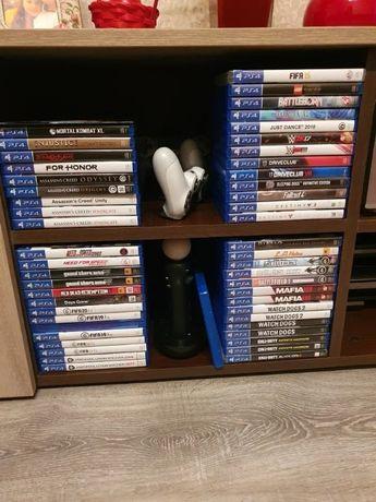 Jocuri Playstation 4 Fifa 20, GTA 5, Days Gone Red dead redemption nfs
