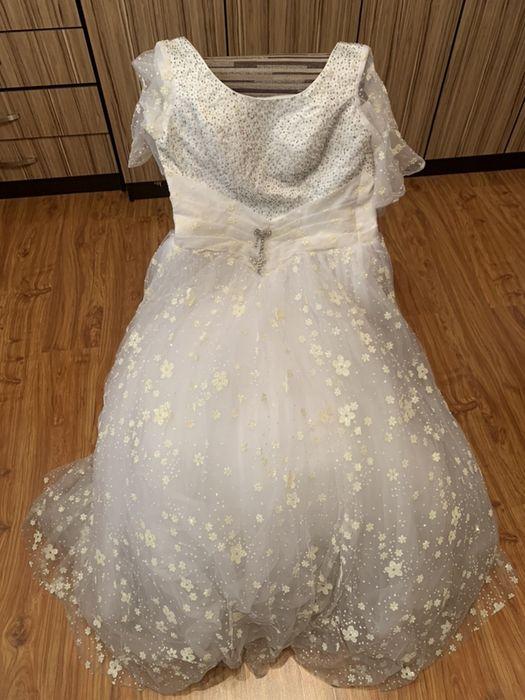 Свадебное платье Узынагаш - сурет 1