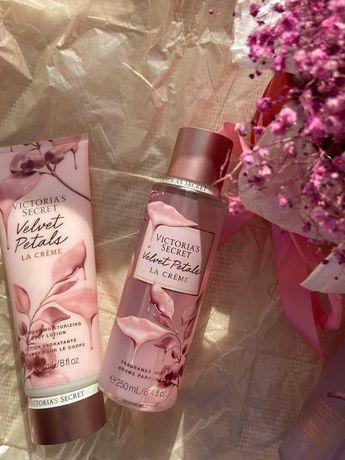Victoria's secret парфюмированный мист и лосьон для тела