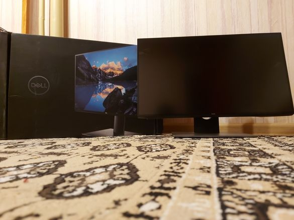 Монитор Dell Ultrasharp U2520D