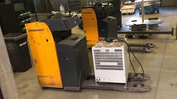 Електрически колички ордър пикър lindet20