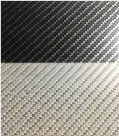 Фолио за хидрографика Carbon Silver V50