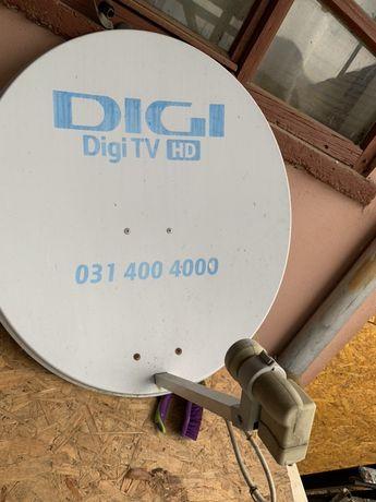 Antena satelit digi cu lnb