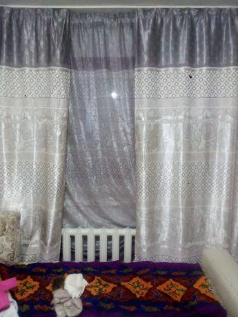 Продам штор и тюль для зала можно для спальни.
