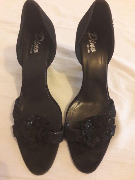 Sandale de piele mas 37 -38 made in Italy