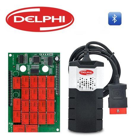 Diagnoza Delphi Ds150e - Tester multimarca, Made in Sweden, SOFT 2017