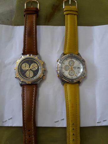 Ceasuri de mana. Marca Rodania. Cronograf în stare impecabila