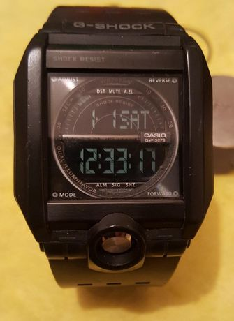 Casio G-Shock al anilor 2007, ceas de colectie G-8100