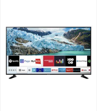 Televizor LED Smart Samsung, 163 cm, 65RU7092, 4K Ultra HD, Clasa A+