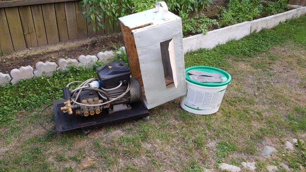 Pompa monofazica Otelu Rosu - imagine 1