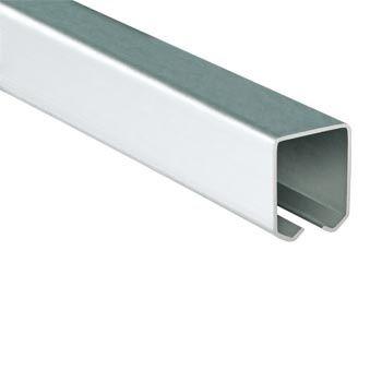 Sina suspendata zincata 34x33x3000mm pentru usi, cortine glisante
