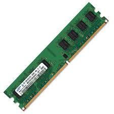 Memorii RAM 2GB DDR2 800MHz PC2-6400
