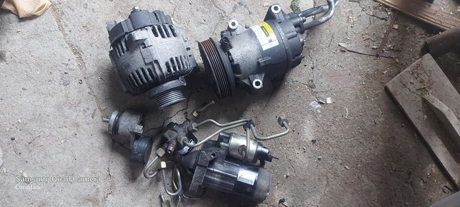 Alternator,electromotor compresor ac calculator airb renault megane 2