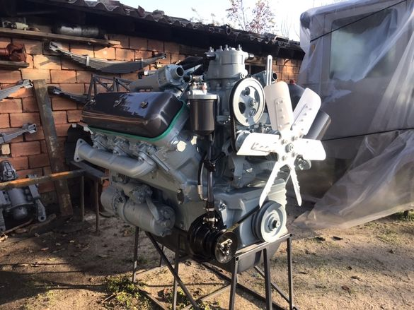Двигател ЯМЗ 236 перфектен