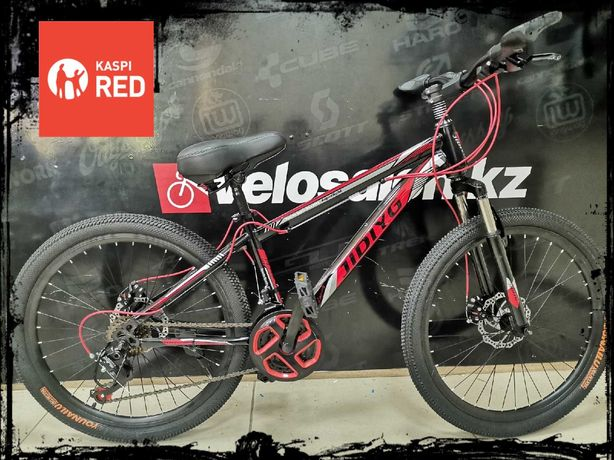 Надежный Подростковый велосипед для 8-10лет и другие модели в Астане!