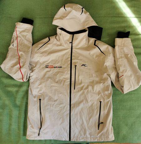 Geacă Hardshell Kjus Storm Hood L bărbați, munte, trekking, ski
