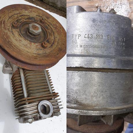 Vând compresor TATRA 148+ alternator original