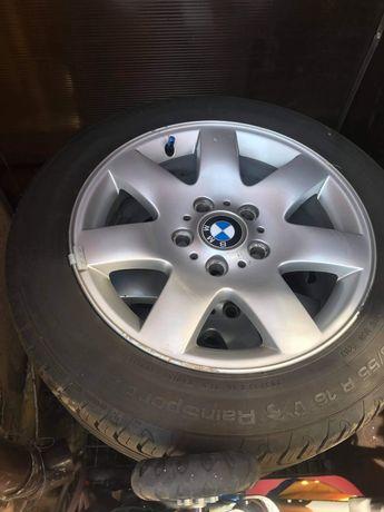 Jante R16 BMW cu cauciucuri