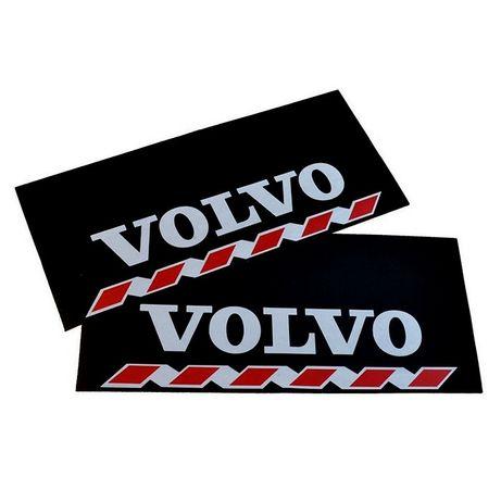 Калобрани за VOLVO гумени размер 60/40 см задни Волво 2 броя