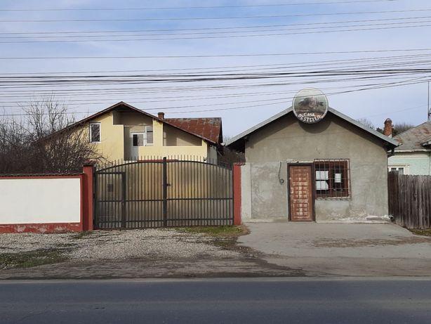 Vand/inchiriez Casa in Orasul Racari,Ghergani