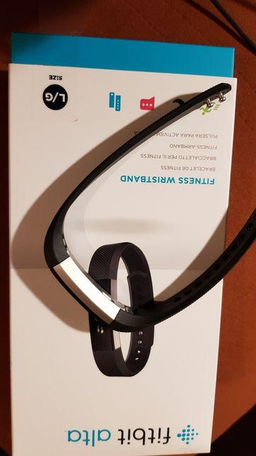 Fitbit Alta medium black