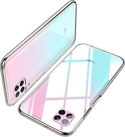 Прозрачен силиконов калъф за Huawei P40/Lite/E/Pro/P30/P20/Mate 20/9X