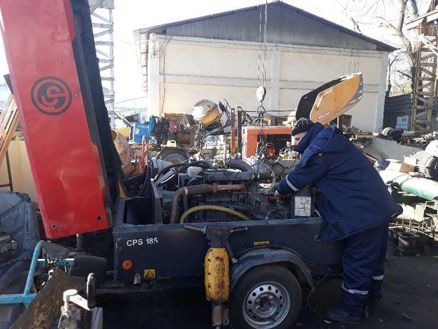 Ремонт строительного обордования в Алматы