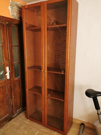 Дървен шкаф/витрина/секция