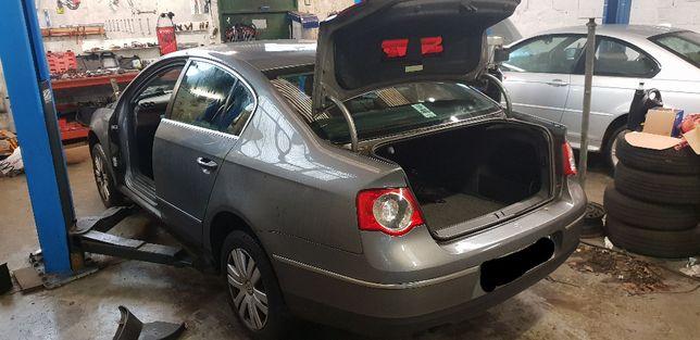 Haion capota portbagaj spate VW Passat B6 2006-2012 Cod culoare LA7T