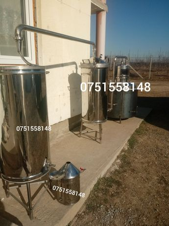 Generator pentru distilat plante care rezulta uleiuri lavanda