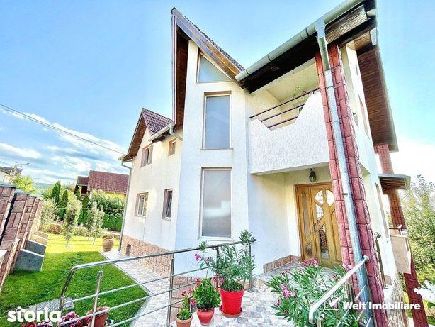 Casa individuala, Borhanci, 194 mp, teren 645 mp, garaj, panorama
