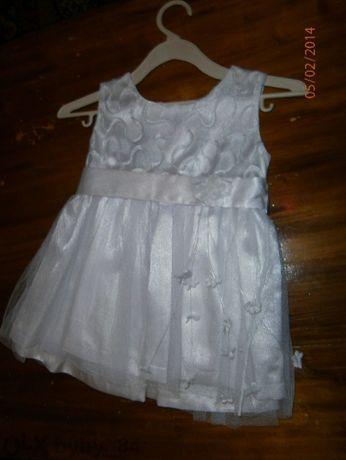 Продавам бебешка официална рокля