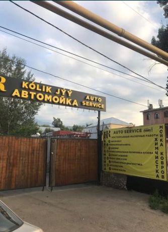 Сдается Малярка-Сто по Джандосова 200кв 400тыс