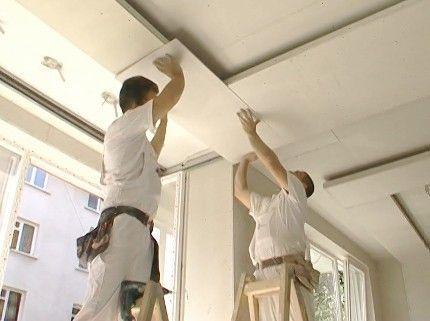 Монтаж на гипсокартон,окачени тавани,преградни стени,предстени обшивки