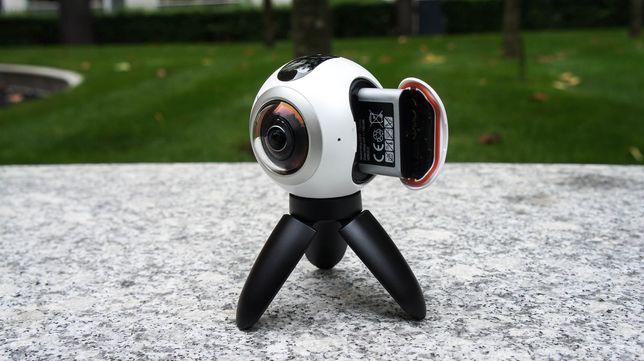 Samsung экшн камера 360°