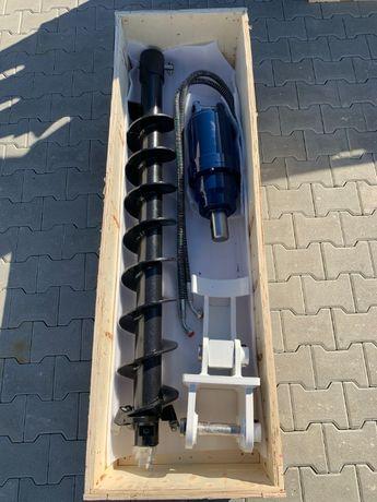 Burghiu / foreză hidraulică de pamânt pentru excavatoare