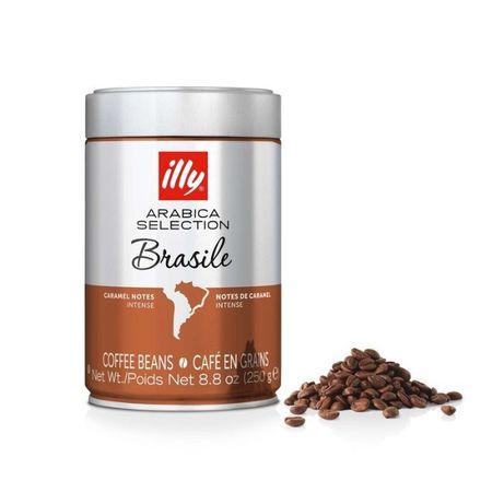 Кафе на зърна Illy моноарабика 250гр. кутия