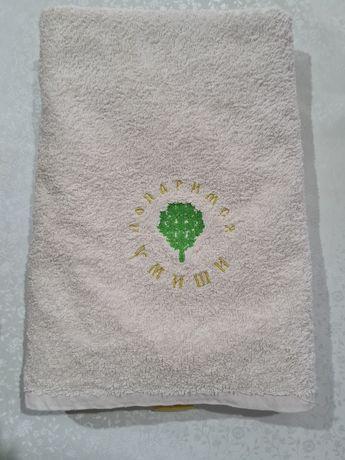 Полотенце , шапочки для бани