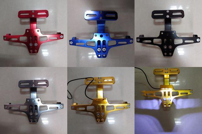 Универсальное Крепление для Рамки Гос. Номера с LED-подсветкой!