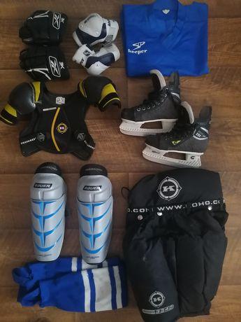 Хоккейная экипировка на ребёнка 3-5 лет