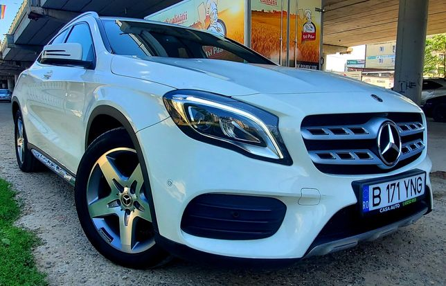 Mercedes-Benz GLA 200 !! 4 Matic !! AMG