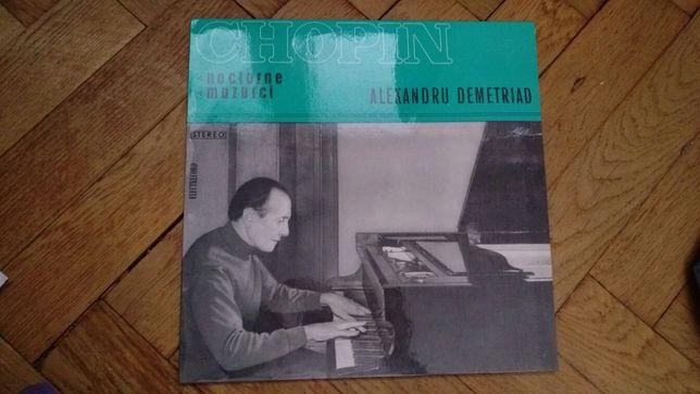 Vand disc pick up Chopin interpret A. Demetriad