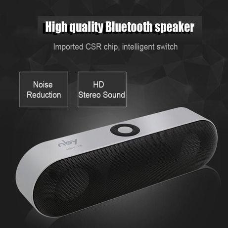 Mini Bluetooth Speaker Portable Wireless Speaker Sound System 3D колон