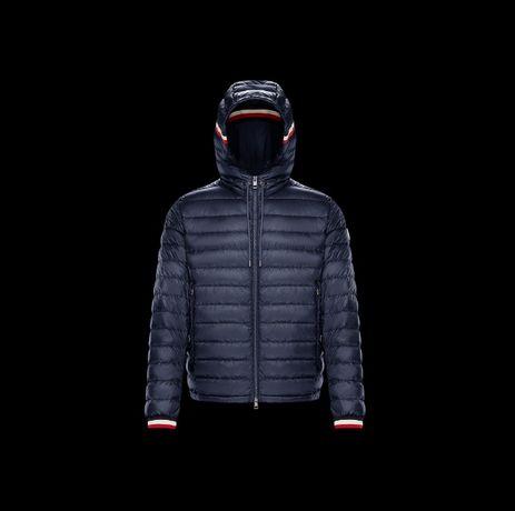 Moncler Giroux мужской Осенний легкий пуховик. Мужская куртка.