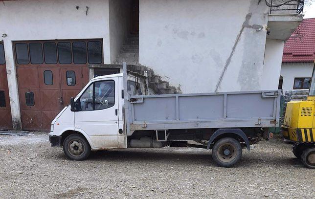 Camioneta basculabila