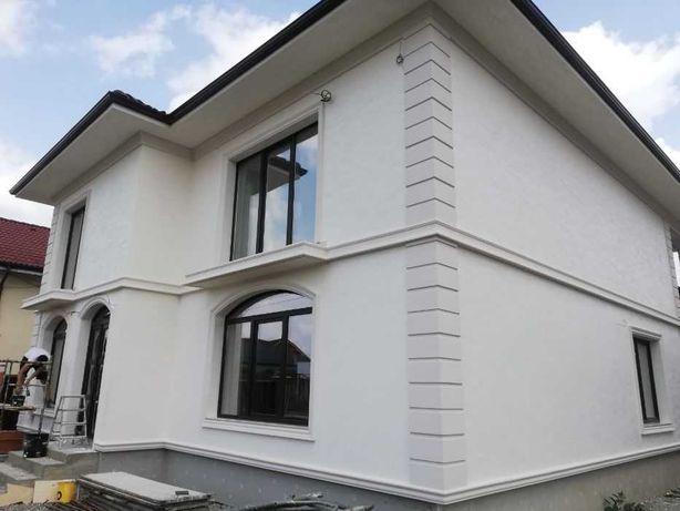 Ancadramente, solbancuri, brauri, forme decorative interior/exterior