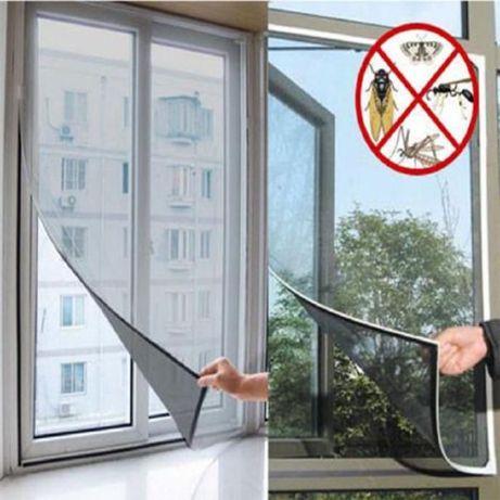 ТОП ОФЕРТА! Мрежа против против насекоми за прозорец 150/130