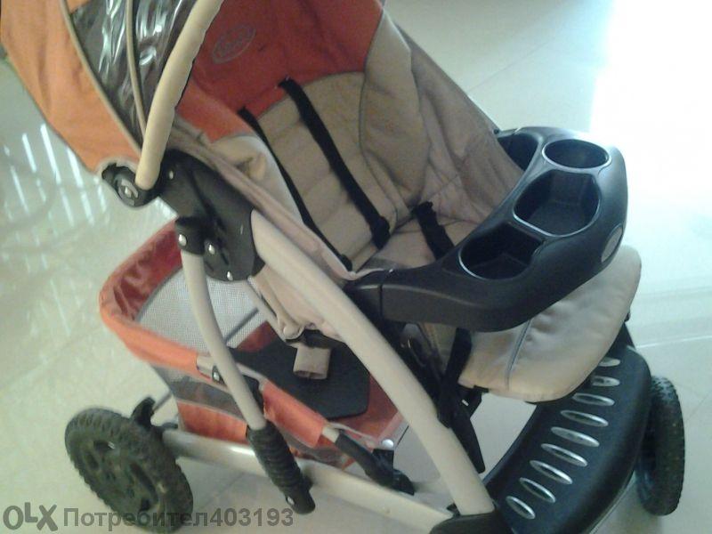 комбинирана количка Graco гр. Ямбол - image 1