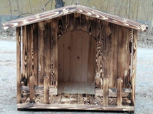 Къщи за кучета и котки, къщички, колибки, колиби, къща за куче и котка