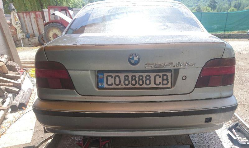 БМВ Е39 525тдс на части BMW E39 525tds 143hp гр. Долна баня - image 1